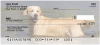 Golden Retriever Personal Checks | DOG-39