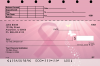 Breast Cancer Top Stub Personal Checks | TSEVC-31