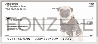 LOL Pugs Personal Checks | DOG-82
