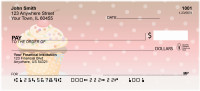 Cupcakes Personal Checks | FOD-53