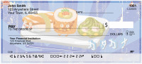 Sushi Time Personal Checks | FOD-69