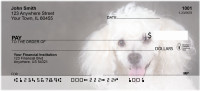 Poodle Personal Checks | GCA-31