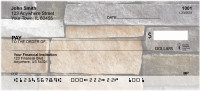 Stone Wall Personal Checks | GCB-09