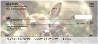 Deer Fawn Personal Checks | GCB-32