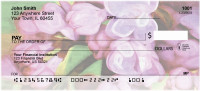 Lilac Chris in Oil Personal Checks | GCL-06
