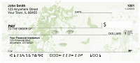 Flower Girl Personal Checks | OPC-08
