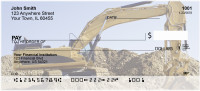 Construction Equipment Personal Checks | PRO-43