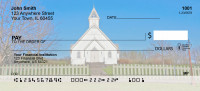 Country Churches Personal Checks | REL-30