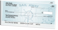 Sail to Paradise Side Tear Personal Checks | STGEP-90