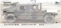 Hummers and Humvees Personal Checks | TRA-22