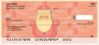Merry Memories Personal Checks | XMS-64