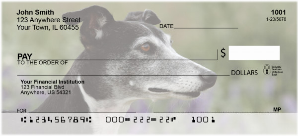 Wily Whippets Checks | DOG-75