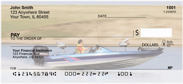 Speed Boats Personal Checks | SAI-16
