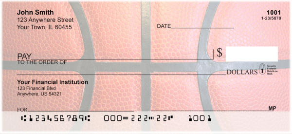 Basketball Personal Checks | SPO-91